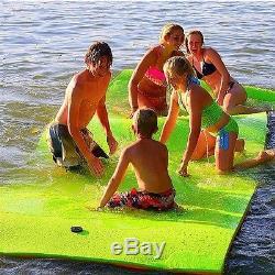 18 Foot Foam Floating Water Mat Aqua Boat Pad For Lakes